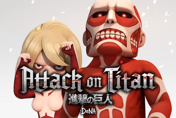 Attack on Titan UI/UX