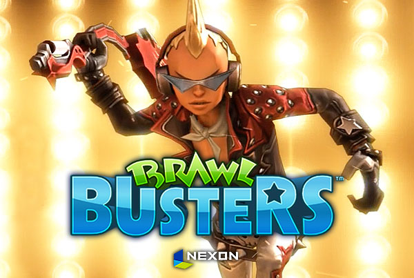 The Brawl Busters Promotion